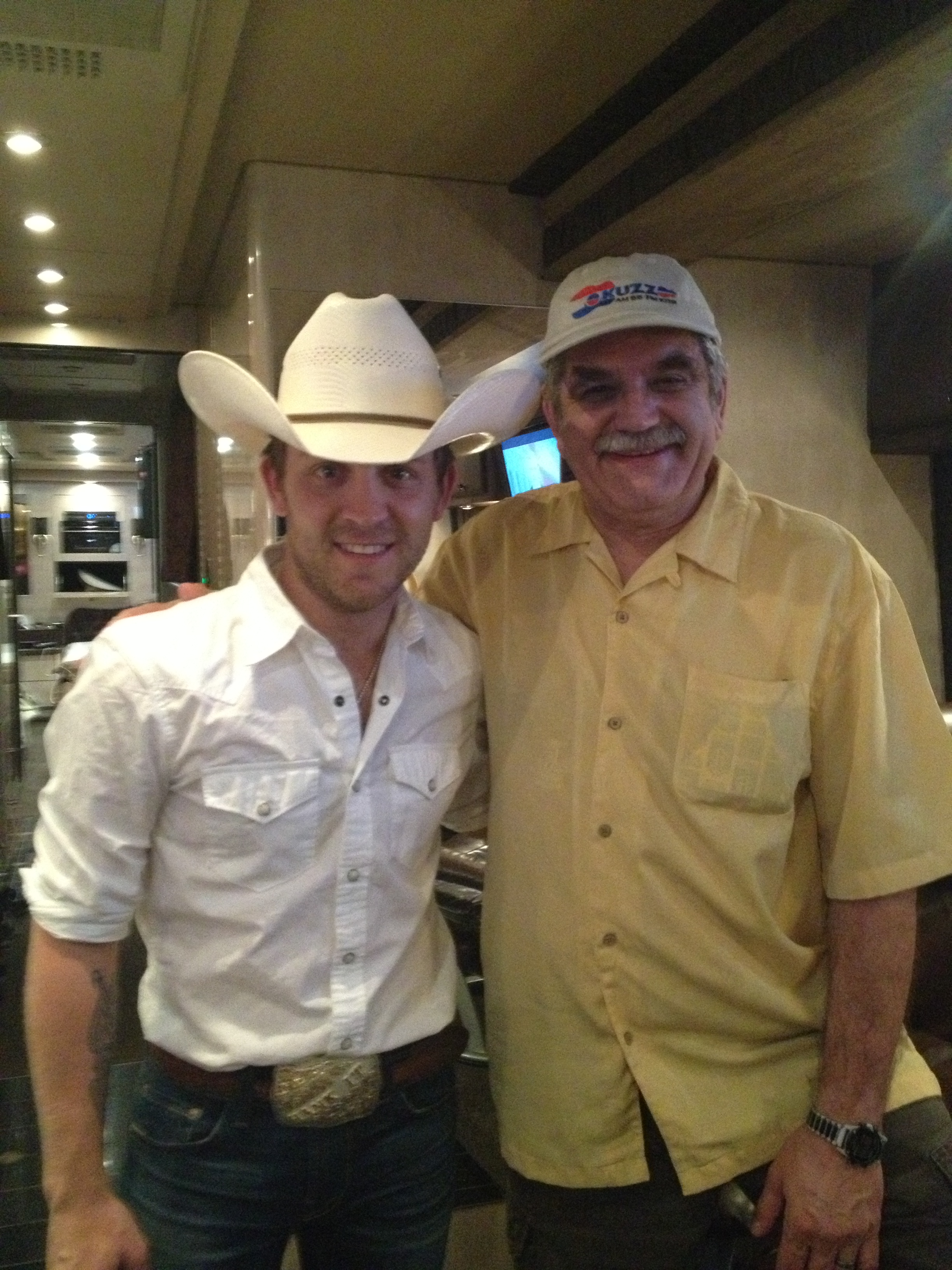 Tom and Justin Moore