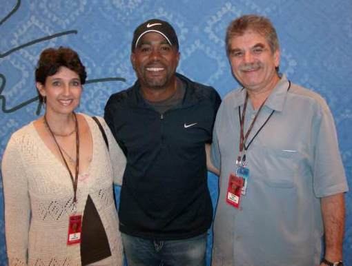 HOOTIE aka Darius Rucker with Tom and Lori 2009