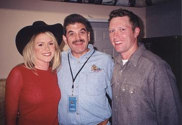 Anita Cochran, Tom, Craig Morgan